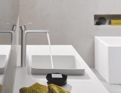 Grohe Lineare egykaros mosdócsap, szabadonálló mosdó tához