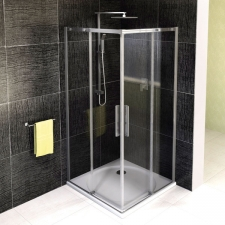 Polysan Altis Line szimmetriikus zuhanykabin