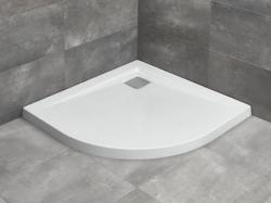 Radaway Argos A íves akril zuhanytálca
