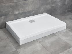 Radaway Argos D szögletes zuhanytálca lábbal