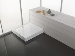 Beat-In szögletes zuhanytálca