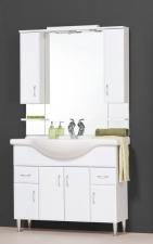 Bianka 105 komplett fürdőszobabútor