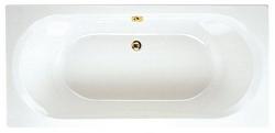 Sanotechnik CARACAS testformájú fürdőkád