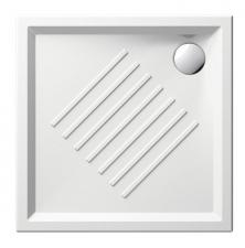 Ceramica Telca extra flat szögletes zuhanytálca