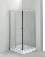 Deante Funika szögletes zuhanykabin több méretben , választható üvegszínnel