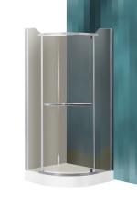 Sanipro Denver íves zuhanykabin nyíló ajtóval