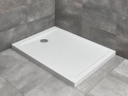 Radaway Doros F aszimmetrikus akril zuhanytálca ST 90 szifonnal