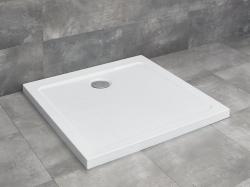 Radaway Doros C szögletes akril zuhanytálca