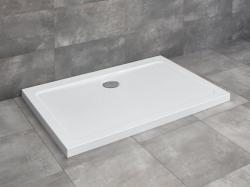 Radaway Doros D aszimmetrikus akril zuhanytálca