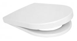 AQUALINE LUCY WC-ülőke, duraplast, fehér (DP100)