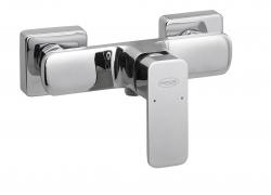 AQUALINE FACTOR zuhanycsaptelep zuhanyszett nélkül, króm (FC411)