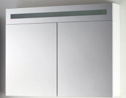 Sanotechnik SWEET/FIORA tükrösszekrény 90