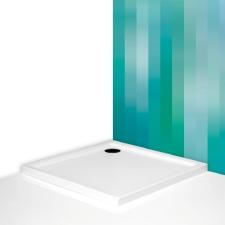 Roltechnik Flat Kvadro szimmetrikus zuhanytálca