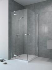 Radaway Fuenta New KDD aszimmetrikus két nyílóajtós zuhanykabin