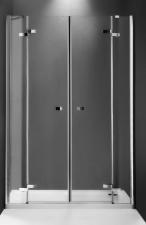 Roltechnik GDN2 két nyílóajtós zuhanyajzó két fal közé