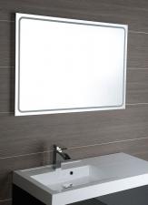 Sapho GEMINI II tükör LED világítással 120x60cm GM120
