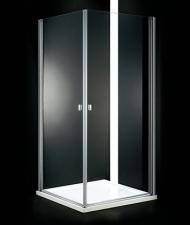 Aquatek GLASS A2 90x90 szögletes zuhanykabin