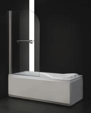 Aquatek Glass L1 nyíló kádparaván