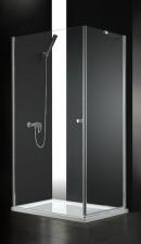 Aquatek Glass R10 aszimmetrikus zuhanykabin