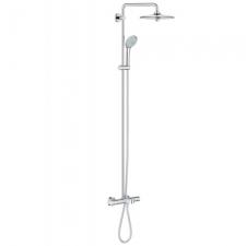 Grohe Euphoria zuhanyrendszer, kádtöltő funkcióval