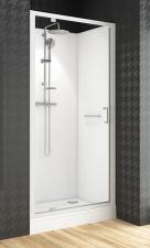 Sanplast klp-KCDJwn/CLII 100x80 Komplett zuhanykabin