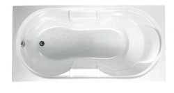 Sanotechnik MANCHESTER testformájú fürdőkád