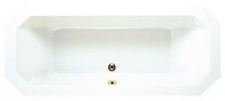 Sanotechnik NOSTALGIE testformájú fürdőkád
