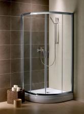 Radaway Premium Plus A1900 íves görgős zuhany kabin