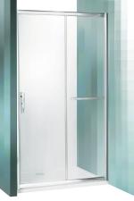 Roltechnik PXD2N tolóajtós zuhanyajtó két fal közé