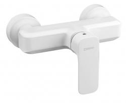 SPY zuhanycsaptelep, zuhanyszett nélkül, matt fehér (PY11