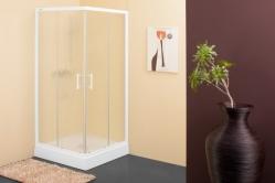 Q-line szögletes aszimmetrikus zuhanykabin