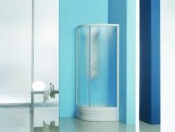 Quat TKP negyedköríves zuhanykabin