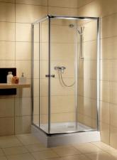 Radaway Classic C szögletes görgős zuhanykabin