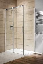 Radaway Espera KDJ szögletes aszimmetrikus tolóajtós zuhanykabin