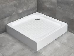 Radaway Rodos C szögletes akril zuhanytálca