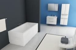 Rapido egyenes fürdőkád