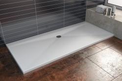 Kolpa San Re-Walk öntött márvány zuhanytálca