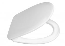 AQUALINE RIGA WC-ülőke, duroplaszt, ABS zsanérok (RG901)