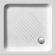 Sapho kerámia szögletes zuhanytálca
