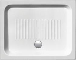 Sapho kerámia aszimmetrikus zuhanytálca