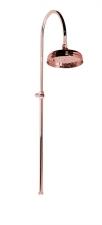ANTEA zuhanyoszlop, fejzuhannyal, csaptelep nélkül, rózsa arany (SET017)
