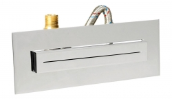 Rejtett zuhany kaszkád csap 240x90x57mm (SH1002)