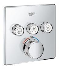 Grohe Smartcontrol termosztátos csaptelep, falon belüli