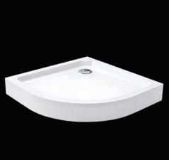 Aquatek SMC MAXI zuhanytálca íves