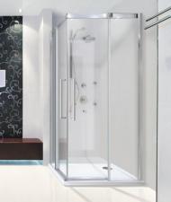 Aquatek ADMIRAL A4 90x90 szögletes zuhanykabin