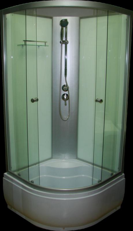 Magastálcás zuhanykabin