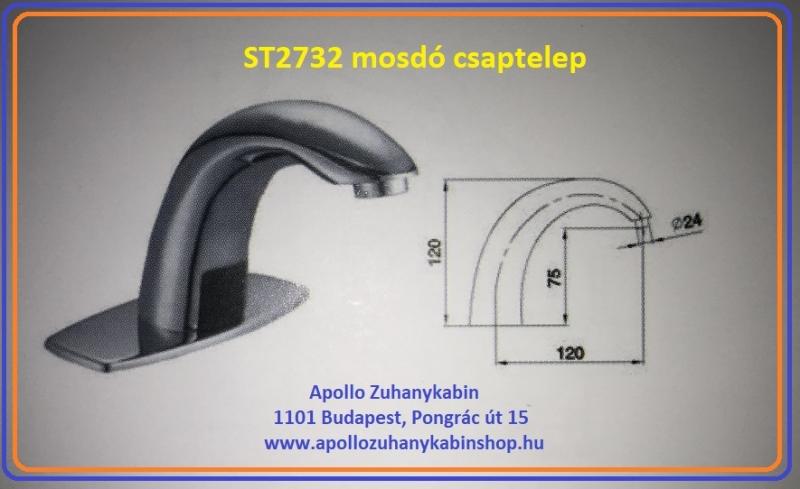 DIPLON ST02732 INFRÁS CSAPTELEP