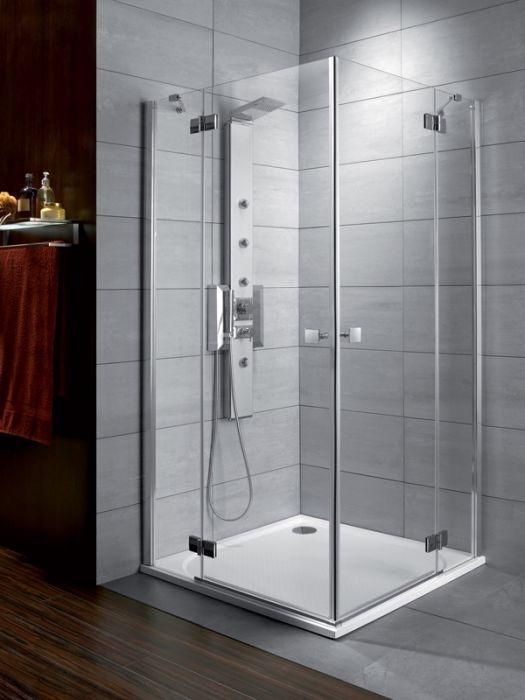 Radaway Almatea KDD nyílóajtós szögletes zuhanykabin
