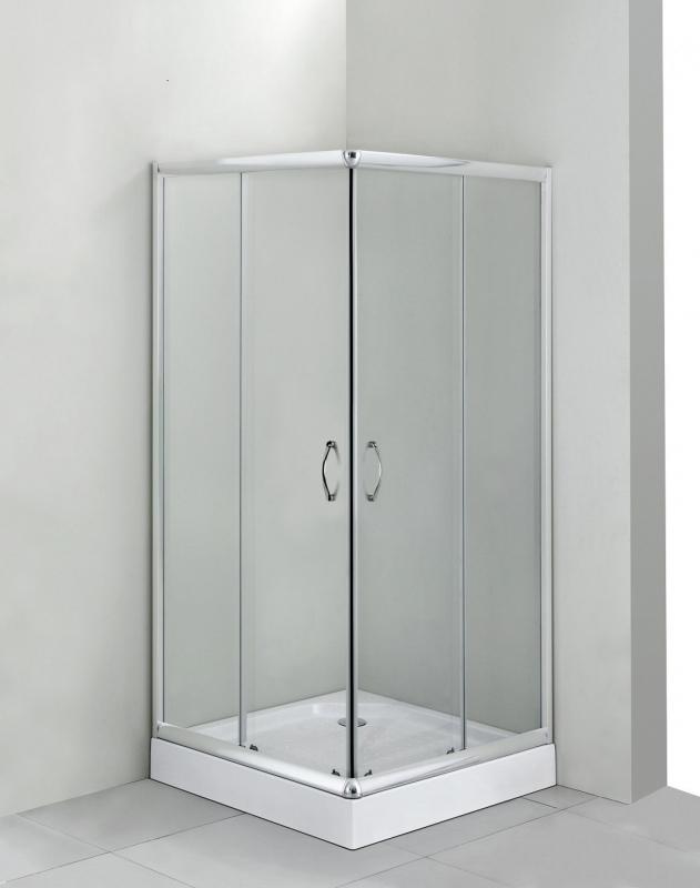 Deante Funika szögletes zuhanykabin, átlátszó üveggel
