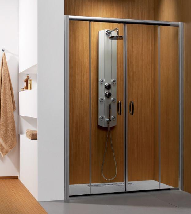 Radaway Premium Plus DWD görgős zuhanyajtó
